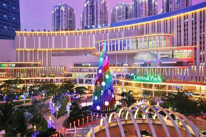 شهرهای کریسمسی در آسیا