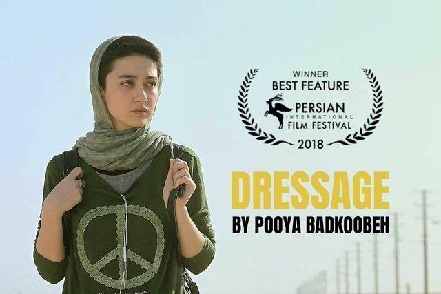 درساژ بهترین فیلم جشنواره فیلم های پارسی استرالیا شد