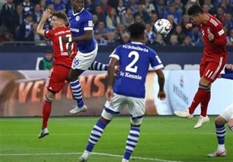 فوتبال دنیا، بایرن مونیخ نبرد سنتی را با برتری به انتها رساند