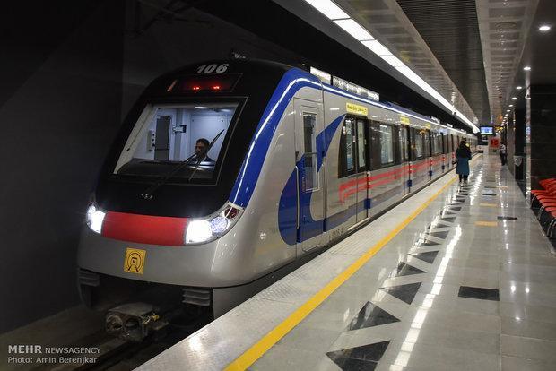اطلاعیه متروی تهران در خصوص قطع برق خط 4 مترو