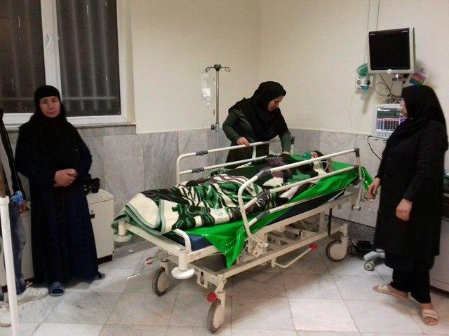 اعلام مصدومیت 634 نفر تا کنون در زلزله شب گذشته کرمانشاه