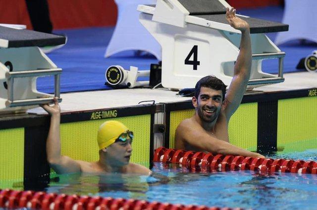 شاهین ایزدیار ششمین طلا را هم دشت کرد، کردستانی هم در پرتاب وزنه طلایی شد
