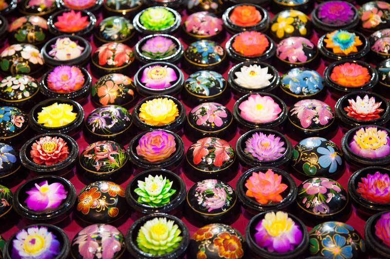 خرید در شهرهای تایلند