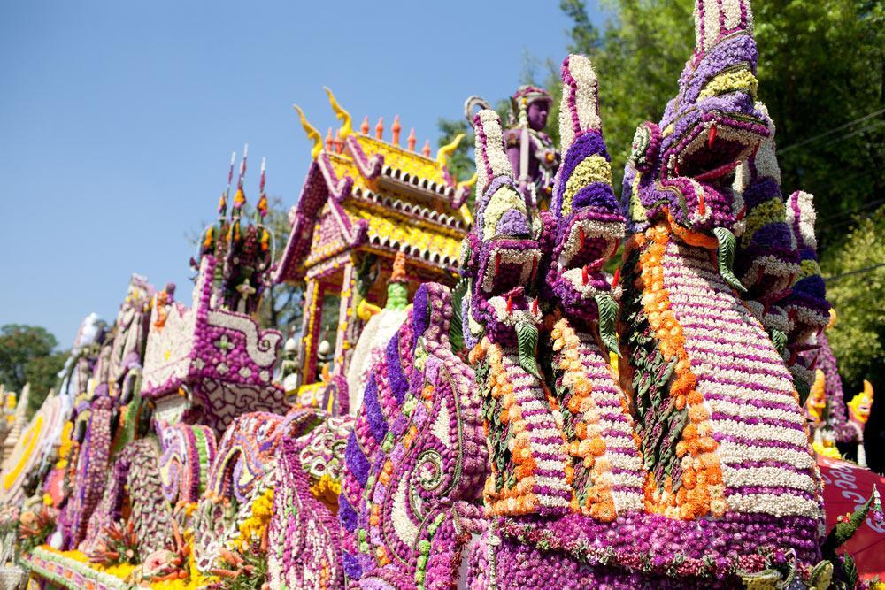 جاذبه های زیبای تایلند