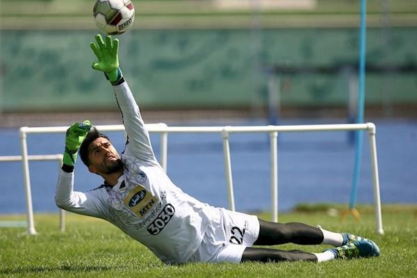 حسینی با صفر دقیقه بازی در لیست تیم ملی