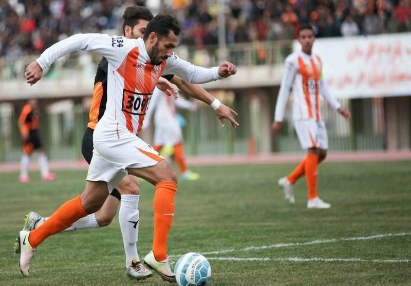 لیگ دسته اول فوتبال، شاگردان دست نشان با توقف مقابل نود ارومیه فرصت صدرنشینی را از دست دادند