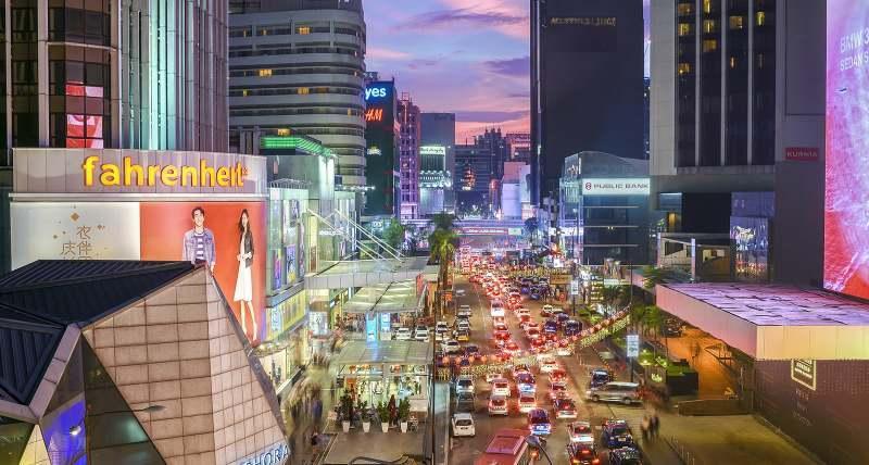 هزینه های سفر با تور مالزی