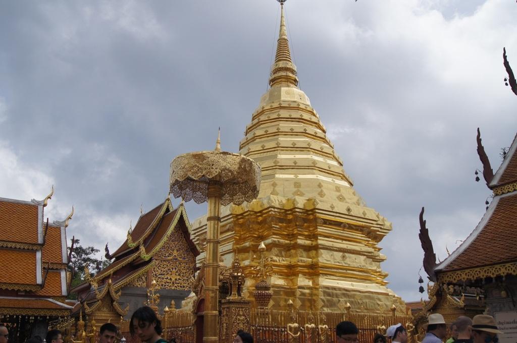 آشنایی با معبد Phrathat Doi Suthep