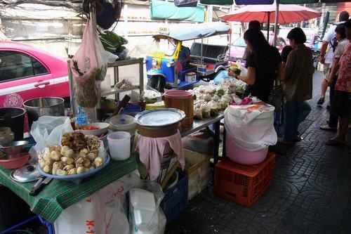 خیابان ساخومیت بانکوک