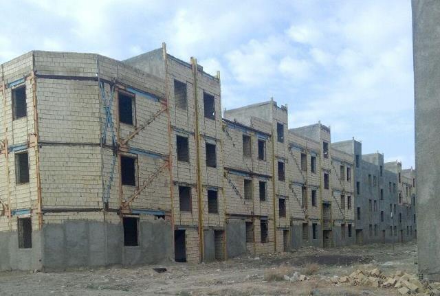 ساخت 50 هزار واحد مسکونی آغاز می گردد