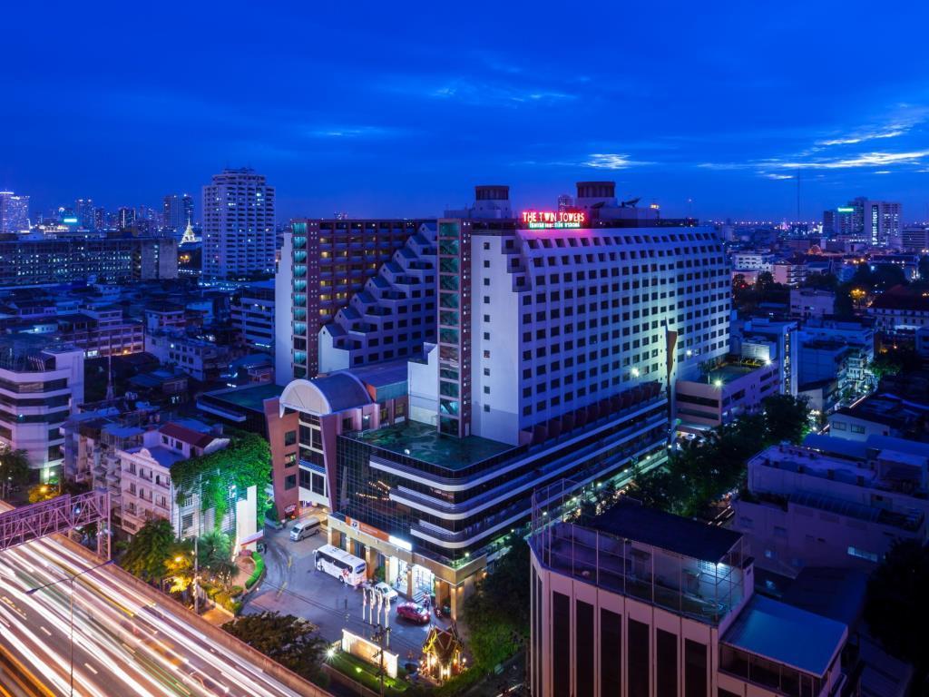 هتل 4 ستاره تویین تاورز بانکوک
