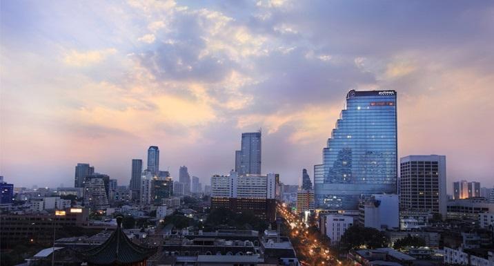 هتل پولمن بانکوک جی