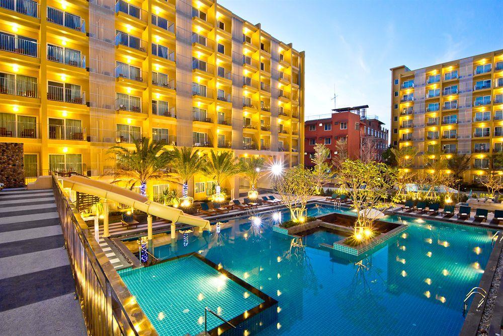 هتل 4 ستاره گرند بلا در پاتایا