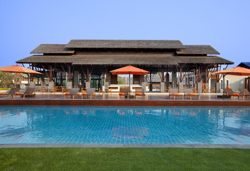 هتل بی واتر ریزورت در ساموئی