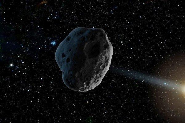 هفته آینده سیارکی از کنار زمین می گذرد