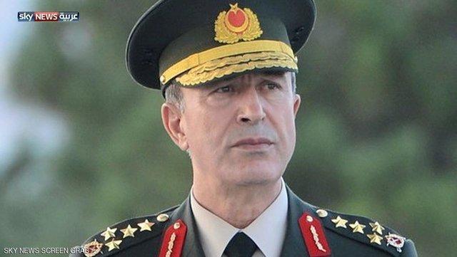 وزیر دفاع ترکیه خواستار آتش بس در ادلب