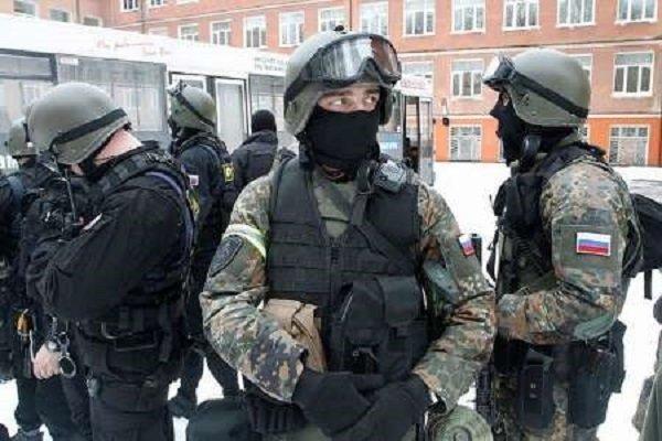 باند فراوری بمب و سلاح جنگی در روسیه منهدم شد