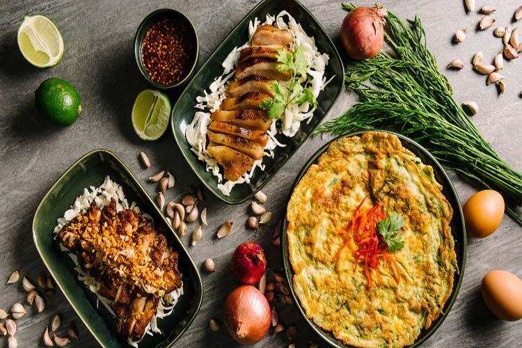رژیم غذایی مردم تایلند