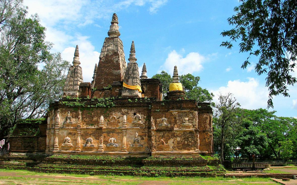 آشنایی با معبد Wat Jed Yod تایلند