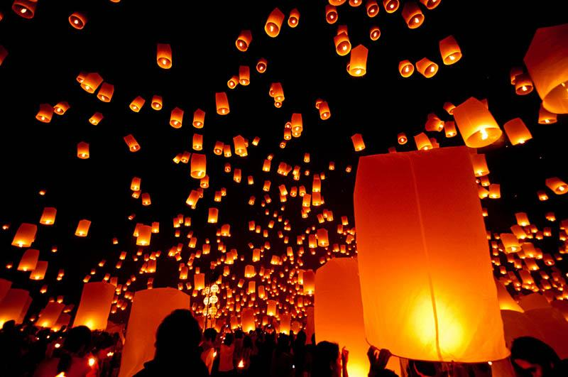 سال نو در تور تایلند چگونه است