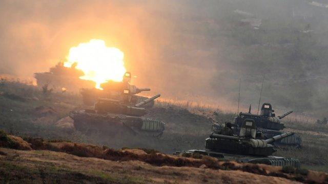 روسیه بزرگ ترین مانور نظامی از زمان شوروی را برگزار می نماید