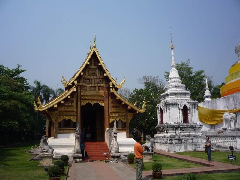آشنایی با معبد پهارا سینگ تایلند