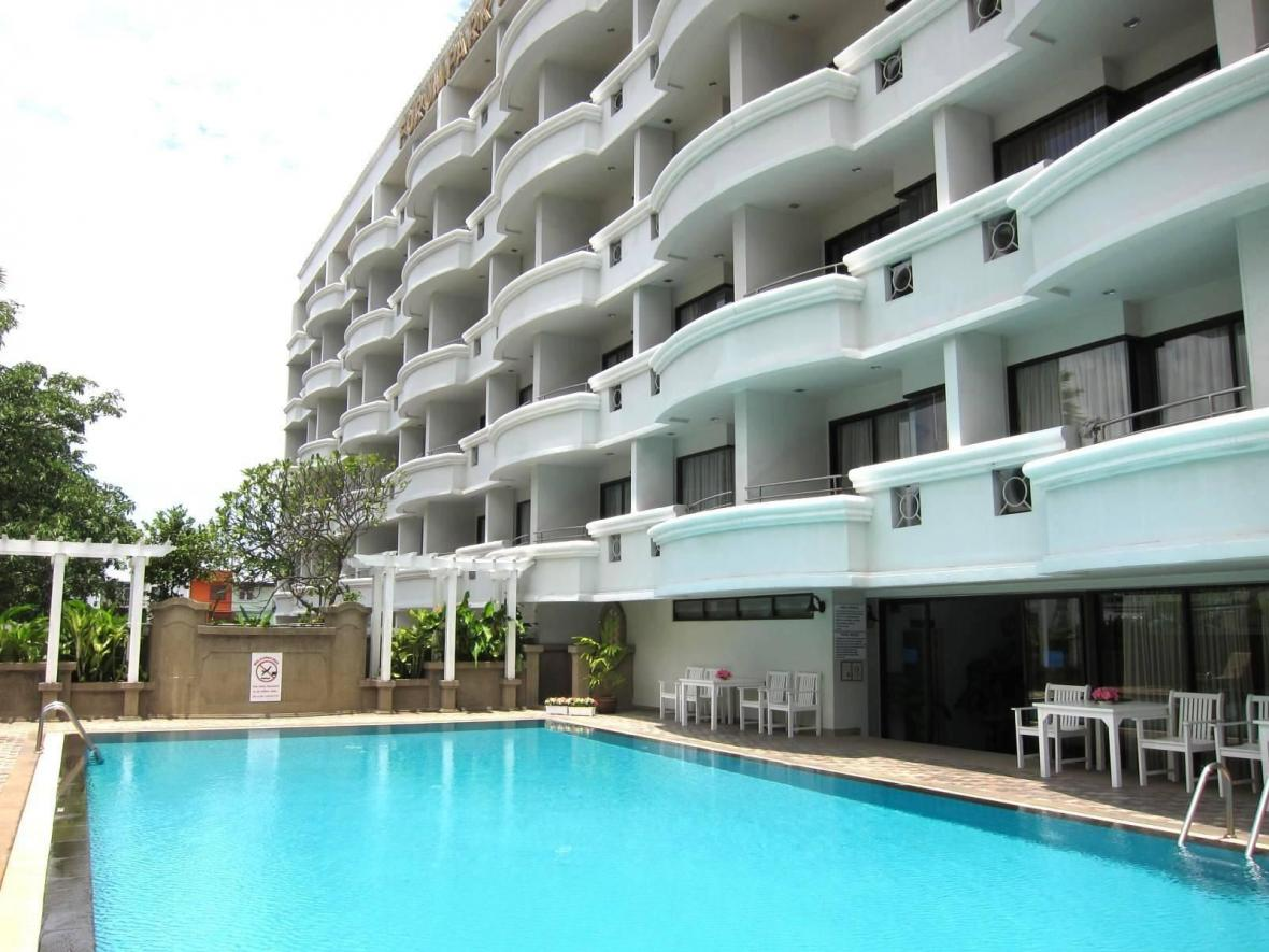 هتل 3 ستاره فروم پارک در بانکوک