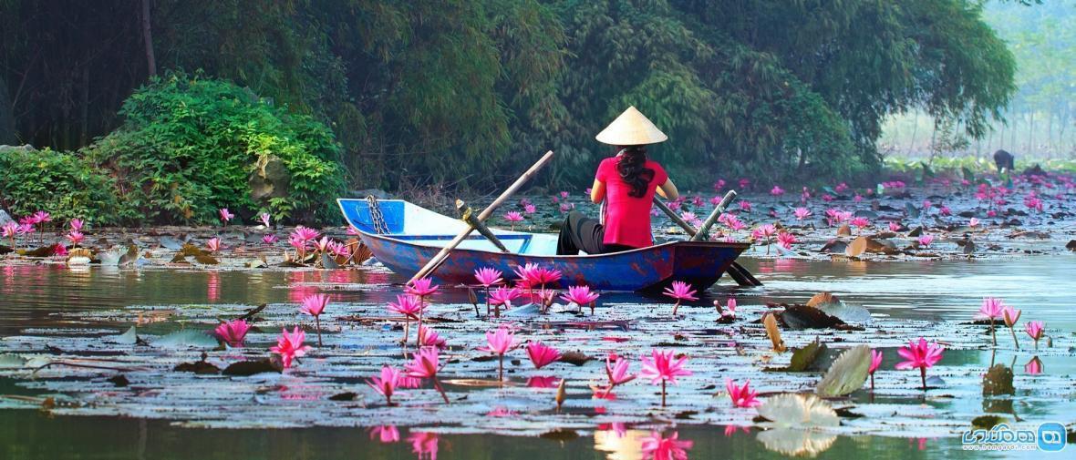 هیچهایک در ویتنام ، کشوری در جنوب شرقی آسیا