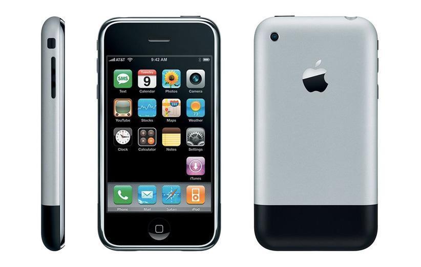 12 سال قبل در چنین روزی اپل گوشی آیفون را عرضه کرد