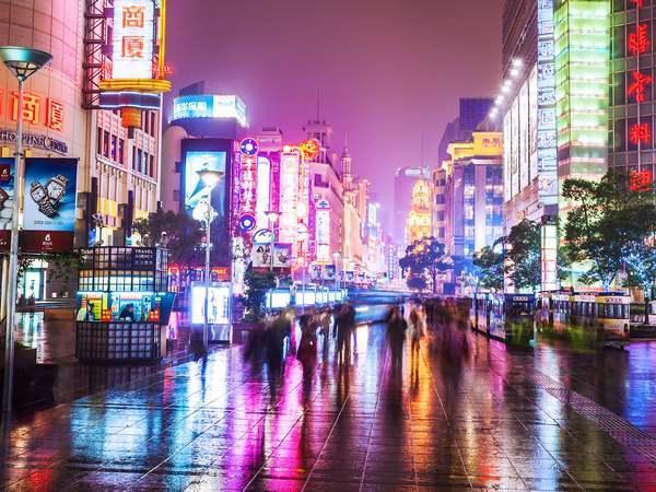 آشنایی با تور شانگهای