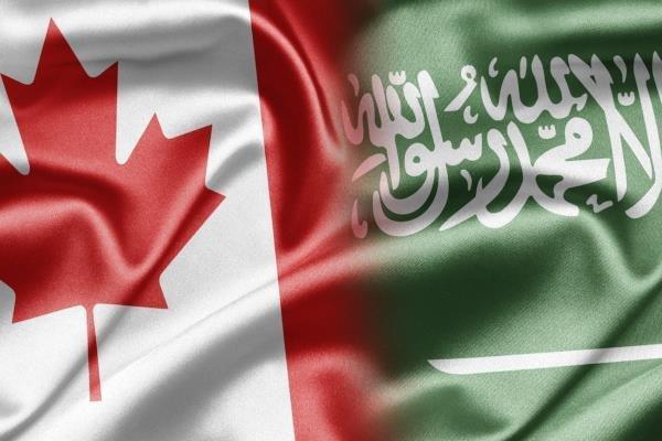 پروازهای عربستان به کانادا و بالعکس متوقف شد