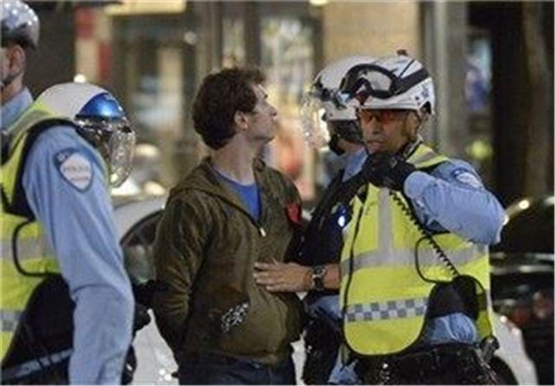 پلیس کانادا صدها معترض را دستگیر کرد
