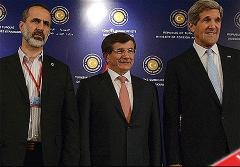 دوستان سوریه بدون دوستان در عمان گرد هم می آیند