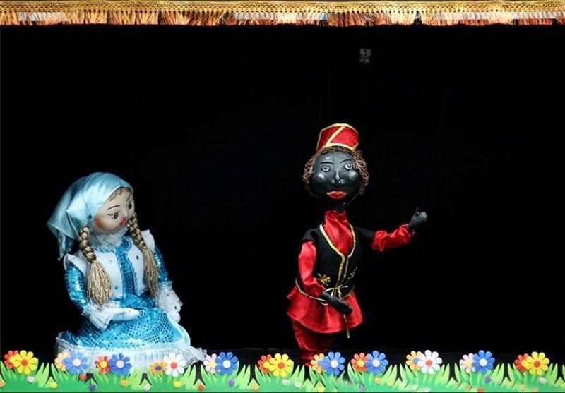 اجرای خیمه شب بازی مروت نامه پهلوانی در جشنواره عروسکی بالی اندونزی