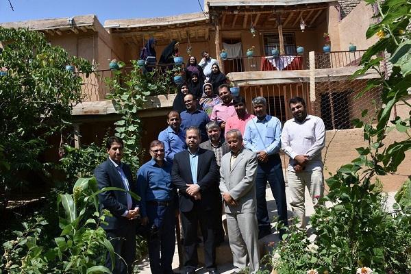 تور گردشگری اصحاب رسانه در اسفراین برگزار گردید