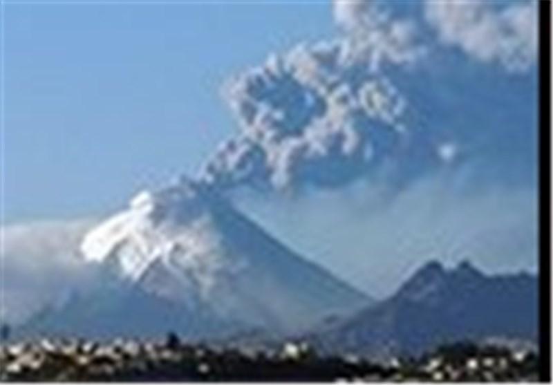 فوران آتشفشان 700 پرواز اندونزی را لغو کرد