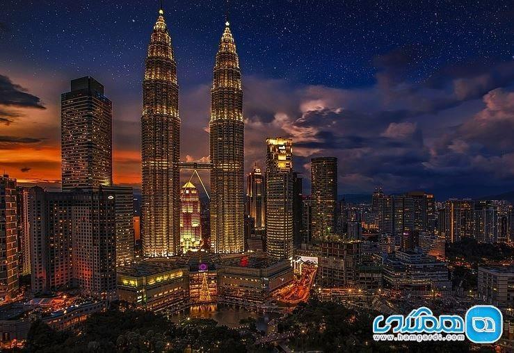 از جاذبه های گردشگری کوالالامپور در سفری چهار روزه لذت ببرید
