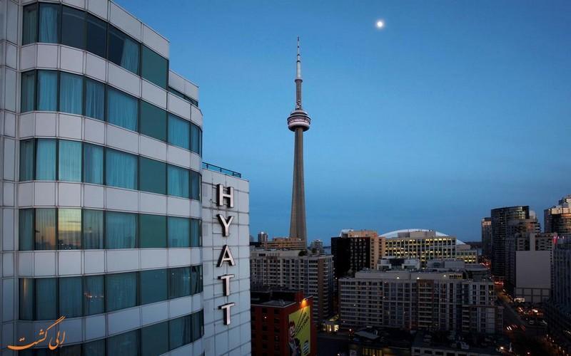 معرفی هتل حیات رجنسی تورنتو ، 4 ستاره