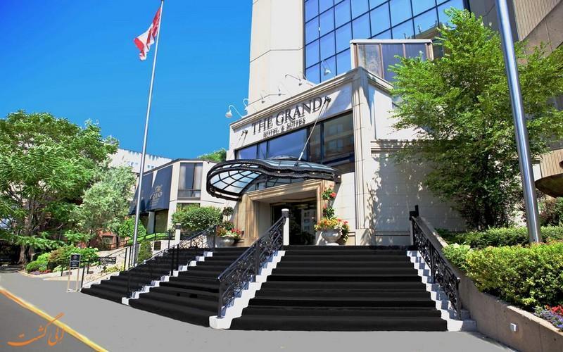 معرفی هتل گرند تورنتو ، 4 ستاره