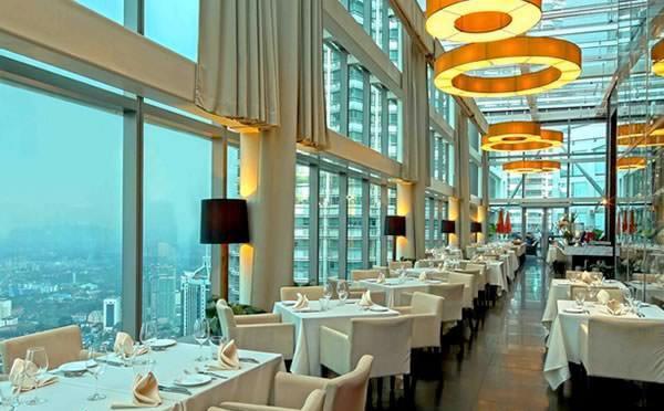 رستوران های خوش منظره مالزی