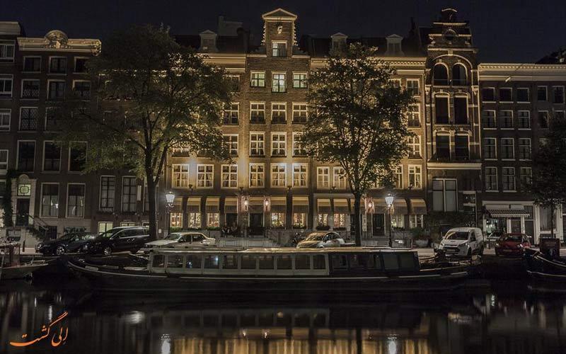 معرفی بهترین هتل های آمستردام، پایتخت تماشایی هلند