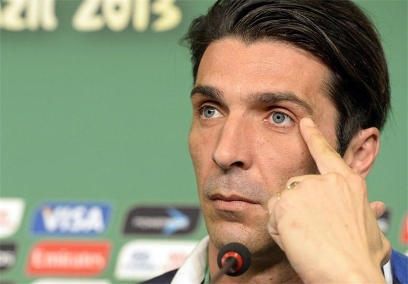 بوفون: ایتالیا در جهت درستی قرار گرفته است، عادت دارم منتقد خودم باشم