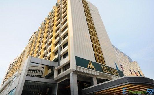 هتل نارای بانکوک را بیشتر بشناسید