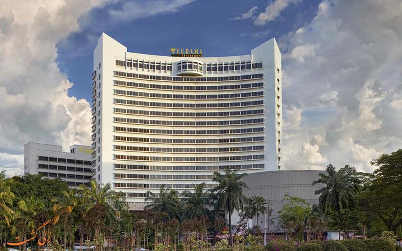 معرفی هتل 4 ستاره فوراما ریور فرونت در سنگاپور