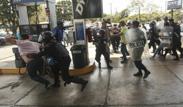آمریکا و کانادا مقامات دولت نیکاراگوئه را تحریم کردند