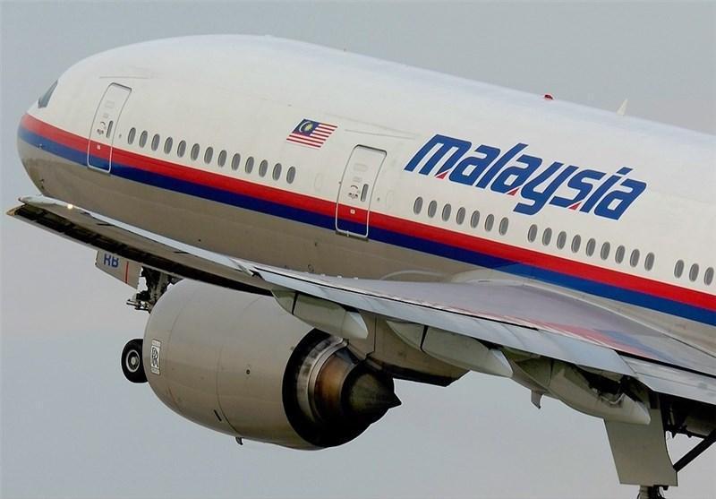 هواپیمای مالزی آخرین بار در تنگه ملکه دیده شده است