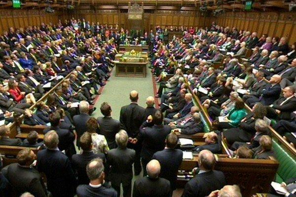 شروع به کار مجلس انگلیس