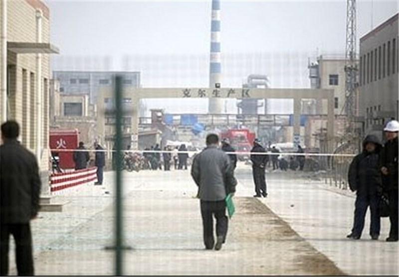 یک کشته و 33 زخمی درپی انفجاری در شمال چین