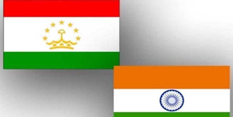 مقامات ارشد هند و تاجیکستان بر گسترش همکاری های دوجانبه تاکید کردند