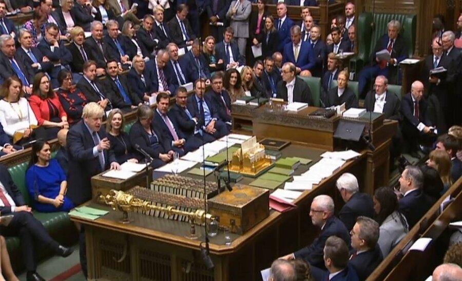 شکست بوریس جانسون ، اصلاحیه تاخیر برگزیت در مجلس انگلیس تصویب شد